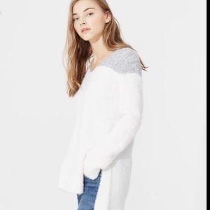 Lou & Grey Split Side Sweater
